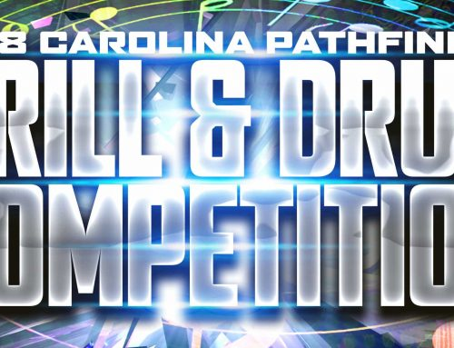 2018 Carolina Pathfinder Drill & Drum Competition