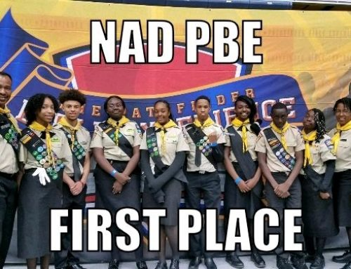 "Gethsemane Pathfinders Earn ""1st Place"" in Pathfinder Bible Experience (PBE) Competition"